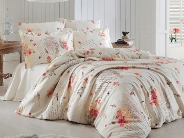 Luxury 6 Piece Duvet Cover Sets - FC-02