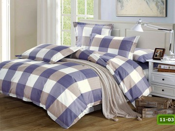 Cotton Bedding set - 11- 03