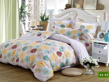 Cotton Bedding set - 11- 21