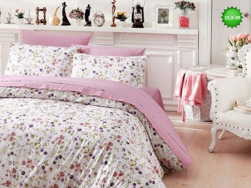 Cotton Bedding set - DLX-08