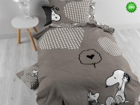 399 Snoopy Bedding set