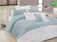 Luxury 7 Piece Duvet Cover Sets - SV-50