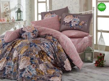 Luxury 6 Piece Bedding Sets - H5-05