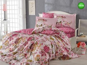 Luxury 6 Piece Bedding Sets - H5-06