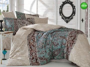Luxury 6 Piece Bedding Sets - H5-09