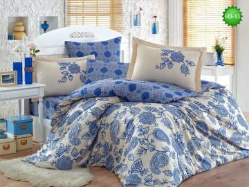 Luxury 6 Piece Bedding Sets - H5-11