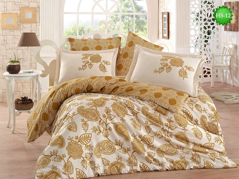 100% Cotton Sateen Bedding Sets - Desito.org