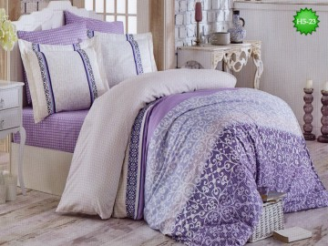 Luxury 6 Piece Bedding Sets - H5-23