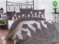 Luxury 4-Piece Duvet Cover Sets - H2-132