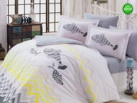 Luxury 4-Piece Duvet Cover Sets - H2-137