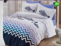 Luxury 4-Piece Duvet Cover Sets - H2-140