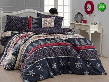Cotton bedding set R3-37