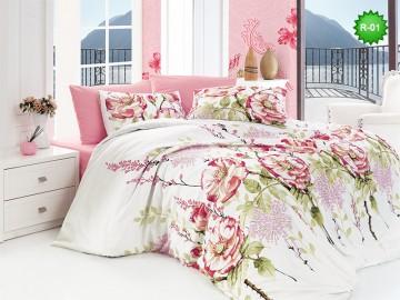 Cotton bedding set R-01