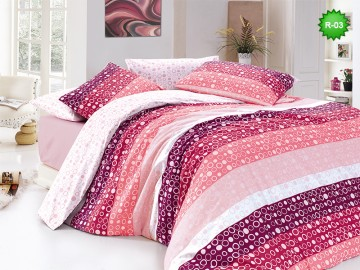 Cotton bedding set R-03