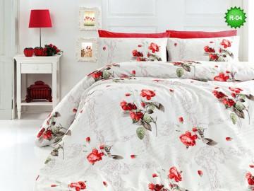 Cotton bedding set R-04