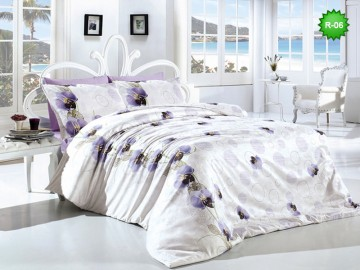 Cotton bedding set R-06