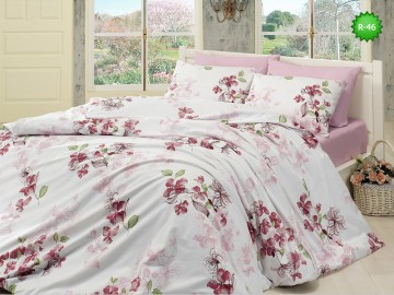 Cotton bedding set R-46