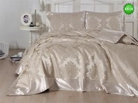Luxury 4-Piece Bedspread KE-04