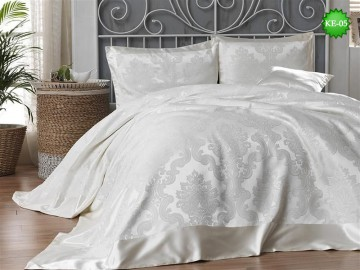 Luxury 4-Piece Bedspread KE-05