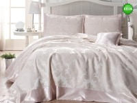 Luxury 4-Piece Bedspread KE-08