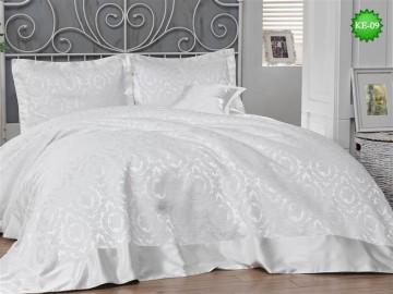 Luxury 4-Piece Bedspread KE-09