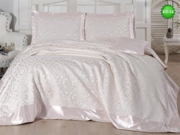 Luxury 4-Piece Bedspread KE-14