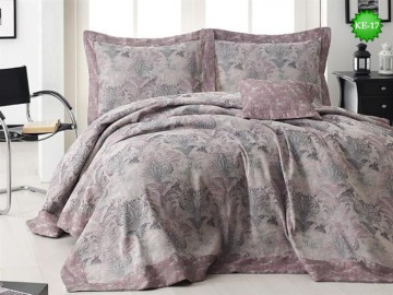 Luxury 4-Piece Bedspread KE-17