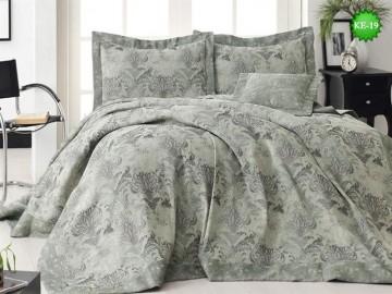 Luxury 4-Piece Bedspread KE-19