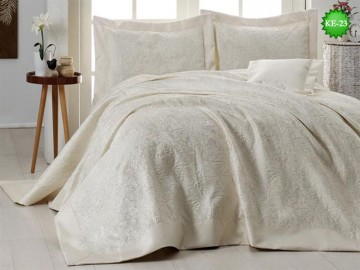 Luxury 4-Piece Bedspread KE-23