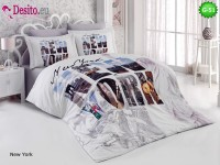 3D Bedding set New York - G-51