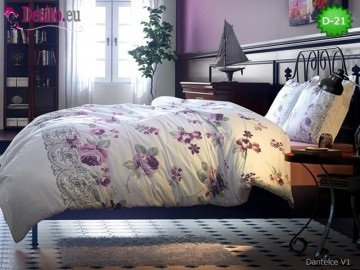 Classic Bedding set-D-21-Dantelce-V1