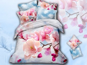 3D Bedding set - 5025