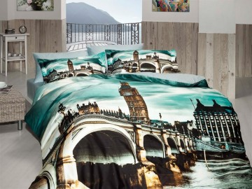 3D Bedding set - 13 Big Ben