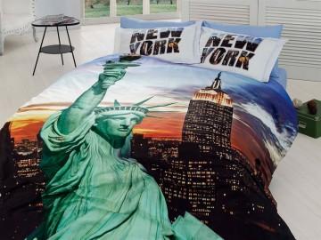 3D Bedding set - 18 New York
