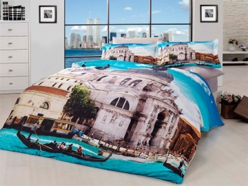 3D Bedding set - 30 River Of Life