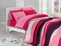 Clasic Bedding set with Knit Blanket-N205