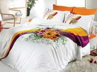 Luxury 6 Piece Duvet Cover Sets - S-38