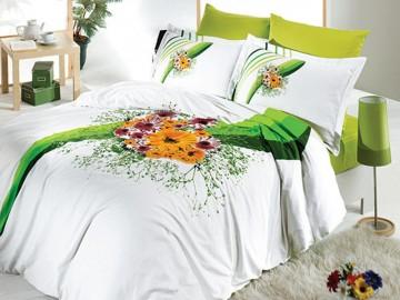 Luxury 6 Piece Duvet Cover Sets - S-37