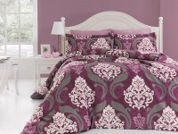 Luxury 6 Piece Duvet Cover Sets - S-12