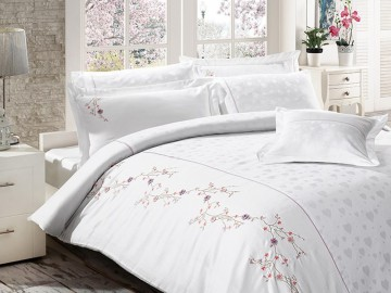 Luxury 7 Piece Duvet Cover Sets - SV-27
