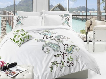 Luxury 7 Piece Duvet Cover Sets - SV-20