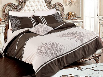 Luxury 7 Piece Duvet Cover Sets - SV-17