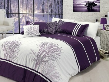 Luxury 7 Piece Duvet Cover Sets - SV-16