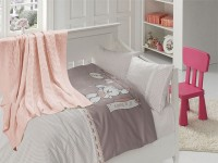 Baby bedding sets with kniket blanket N-416