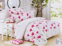 3D Cotton Bedding set - E-394