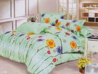 3D Cotton Bedding set - E-381
