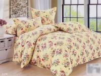 3D Cotton Bedding set - E-374