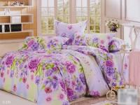 3D Cotton Bedding set - E-370