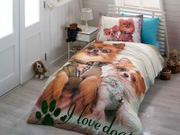 3D Twin Bedding set - H3-01