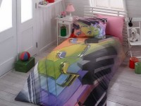 3D Twin Bedding set - H3-07